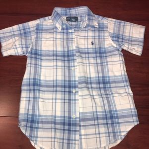 Polo Ralph Lauren, Boys, Size 6, button down